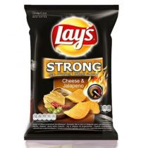 Lays chips Strong Cheese Jalapeno 65g
