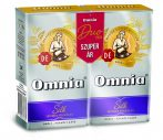 Omnia őrölt kávé Silk Duopack 2x250g