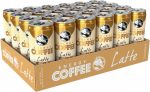 Hell Energy Coffee Latte 24 x 250ml