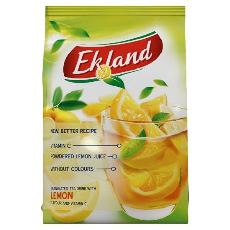 Ekoland instant tea Citrom 300g