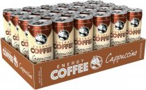 Hell Energy Coffee Cappuccino 24 x 250ml