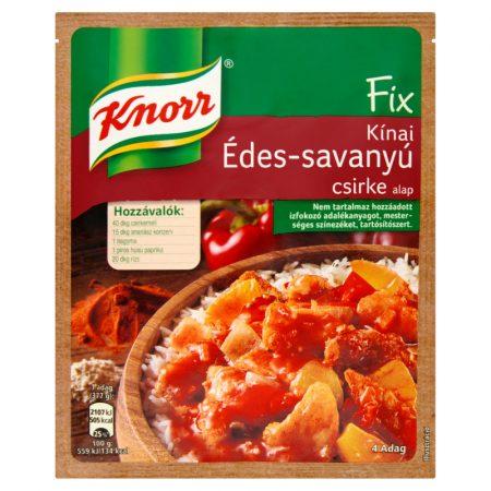 Knorr alap Kínai édes-savanyú csirke 66g