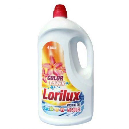 Lorilux mosógél 4L Color Power