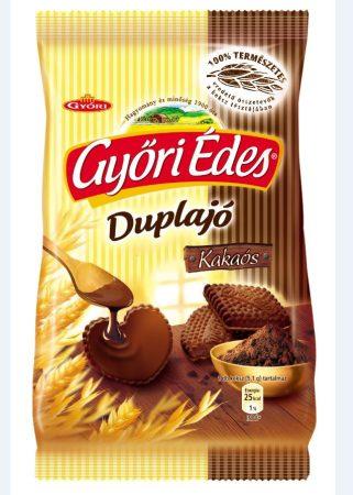 Győri Édes Duplajó kakaós 150g