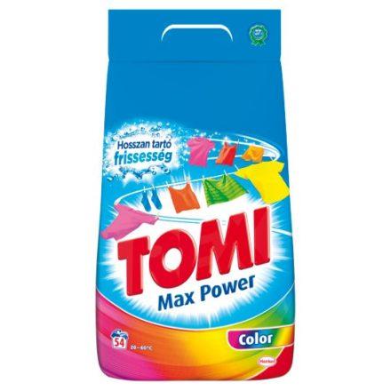 Tomi mosópor 3,51kg (54mosás) Color