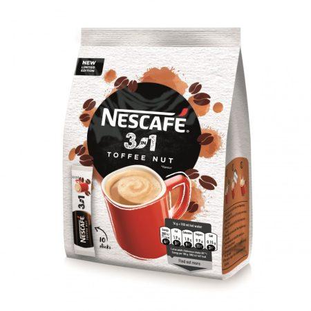 Nescafé 3in1 Toffee Nut 10*17g