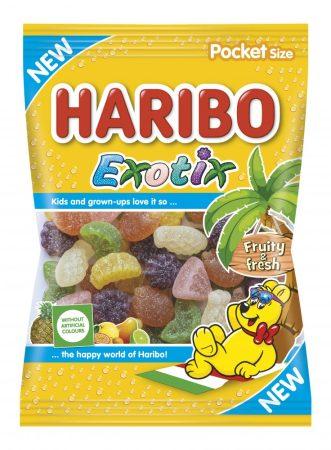 Haribo gumicukor Exotix 100g