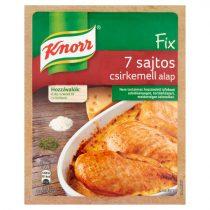 Knorr alap 7 sajtos csirkemell 35g