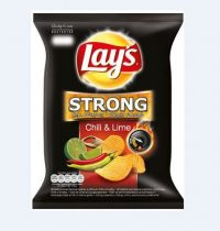 Lays chips Strong Chili-Lime 65g