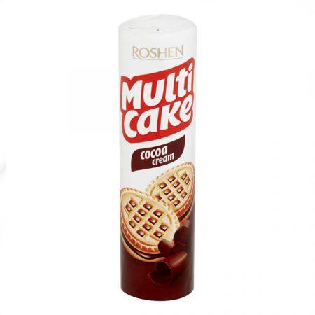 Roshen Multicake keksz Kakaós 180g