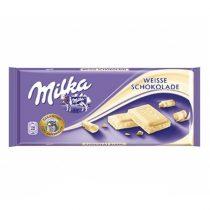 Milka Fehér 100g