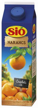 Sió Narancs 25% 12 x 1l