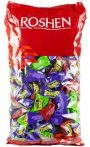 Roshen PeppineZZZ gyümölcskrémekkel töltött cukorkák 0,9 kg (kb. 180 db)