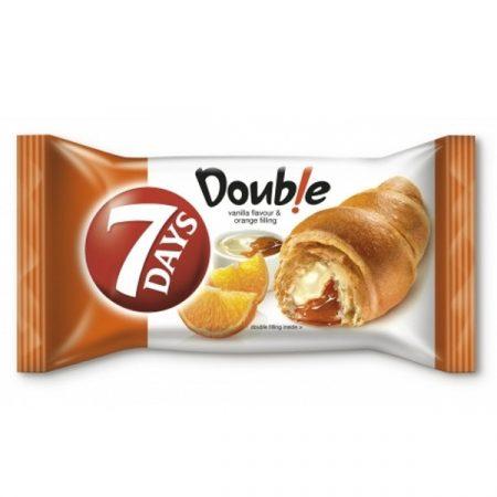 Chipita 7 Days Double Vanília Narancs 80g
