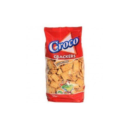 Croco kréker Szezámos-mákos-sós 400g