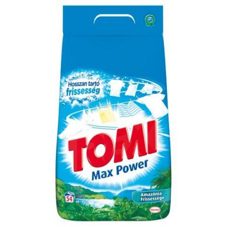 Tomi mosópor 3,51kg (54mosás) Amazónia Frissessége
