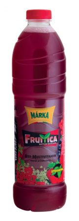 Márka gyümölcsital Multivatamin Red 1,5l