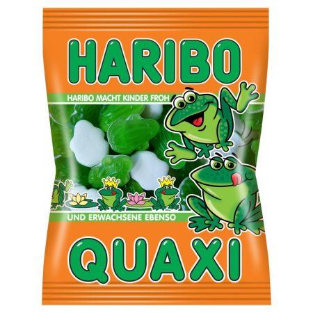 Haribo gumicukor Béka (Quaxi) 100g