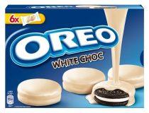 Oreo keksz Choc white 246g