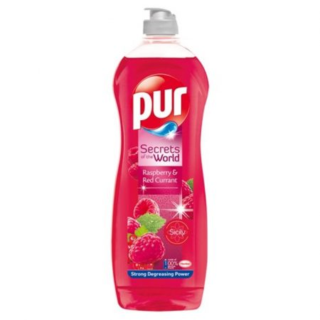 Pur Secrets of the World Sicily Raspberry & Red Currant 750ml