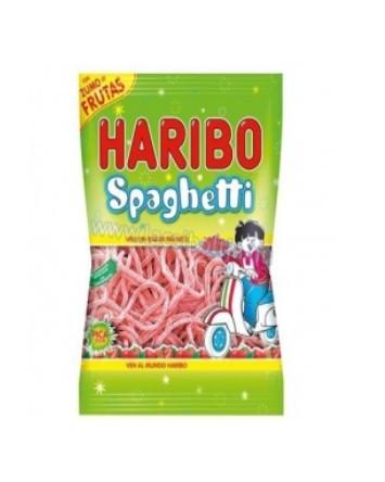 Haribo gumicukor Spaghetti eper 75g