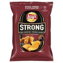 Lays chips Strong Csípős Csirkeszárny 65g