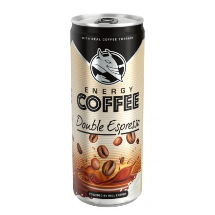 Hell Energy Coffee Lactose Free Coconut 24 x 250ml