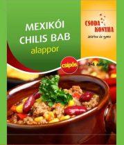 Csoda konyha alappor Mexikói chilis bab 45g