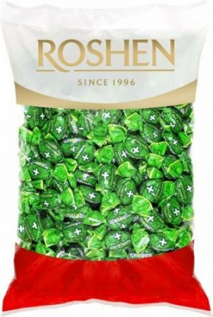 Roshen Menthol Eucalyptus kemény cukorka 1kg