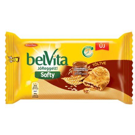 Belvita jó reggelt! Softy Csokoládés-mogyoró 50g
