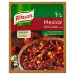 Knorr alap Mexikói chilisbab 50g