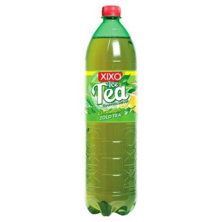 Xixo ice tea citrus zöld tea  6x 1,5 L