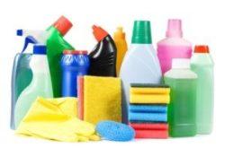 Háztartási tisztítószerek és vegyszerek